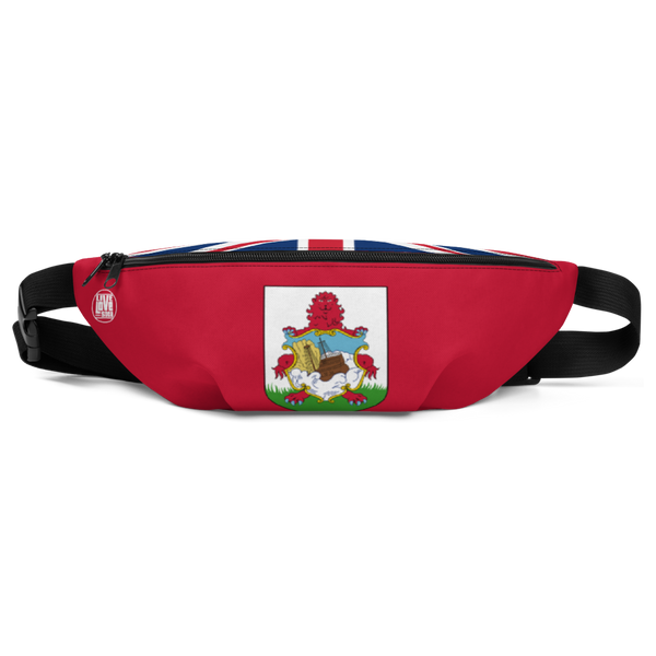 Bermuda Waist Bag - Live Love Soca Clothing & Accessories
