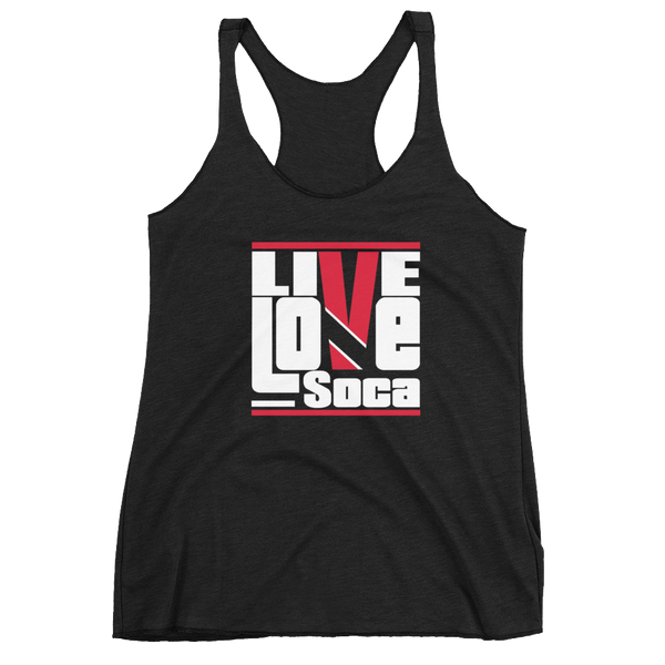 Trinidad & Tobago Islands Edition Womens Tank Top - Live Love Soca Clothing & Accessories