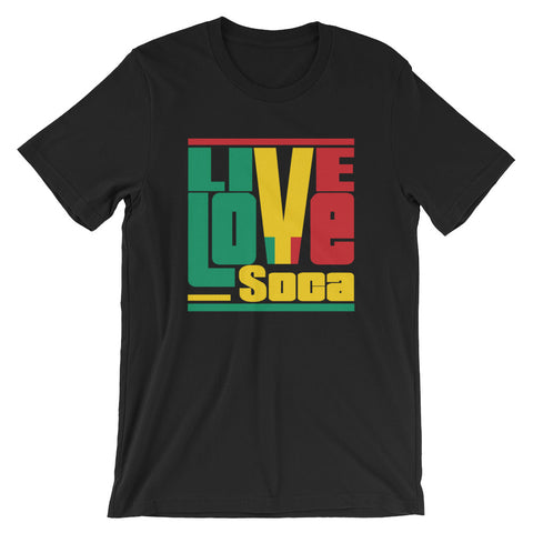 Mali African Edition Mens T-Shirt - Live Love Soca Clothing & Accessories