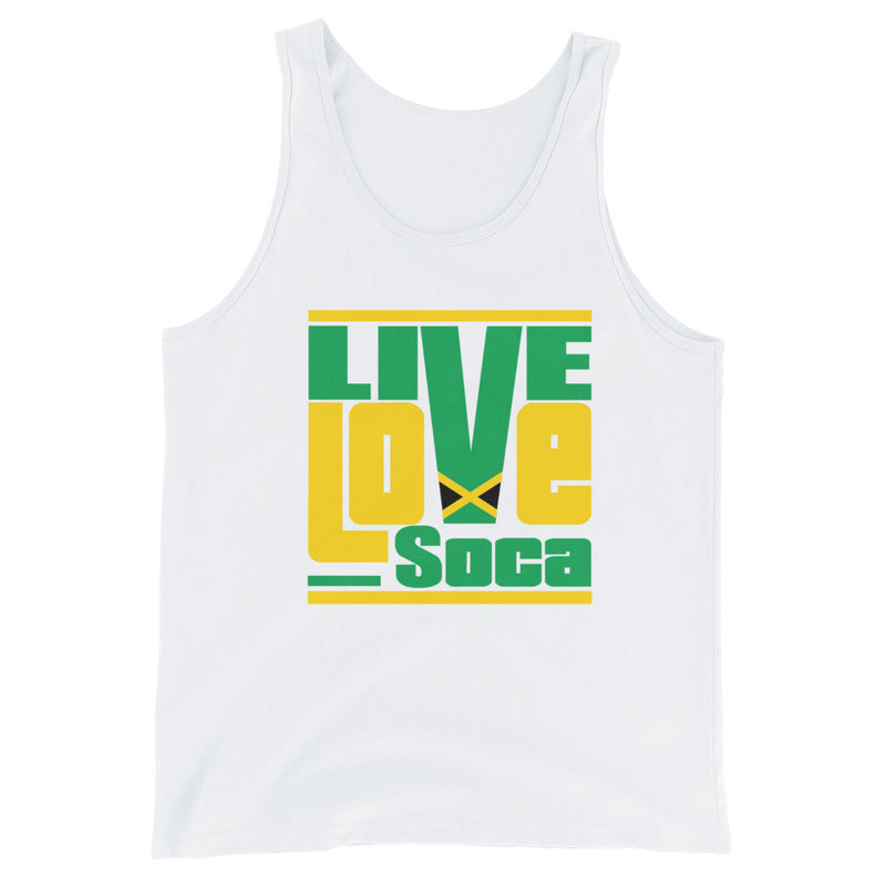 Jamaica Islands Edition Mens Tank Top - Live Love Soca Clothing & Accessories