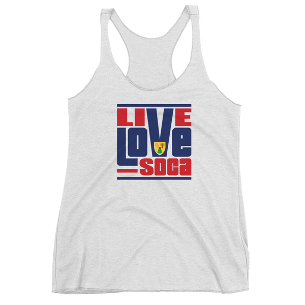Turks & Caicos Islands Edition Womens Tank Top