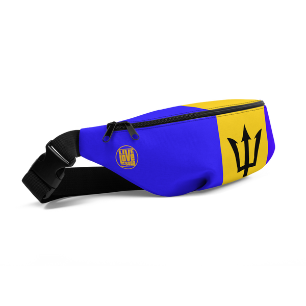 Barbados Waist Bag - Live Love Soca Clothing & Accessories
