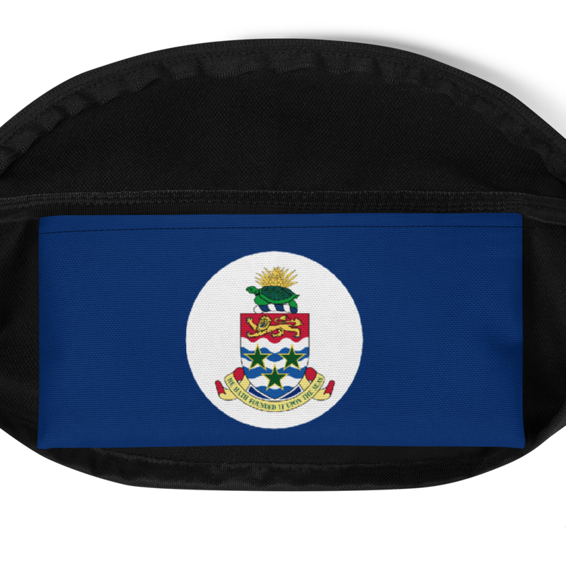 Cayman Island Waist Bag - Live Love Soca Clothing & Accessories