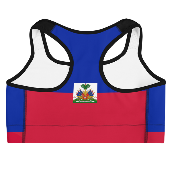 Island Active Haiti Sports Bra - Live Love Soca Clothing & Accessories
