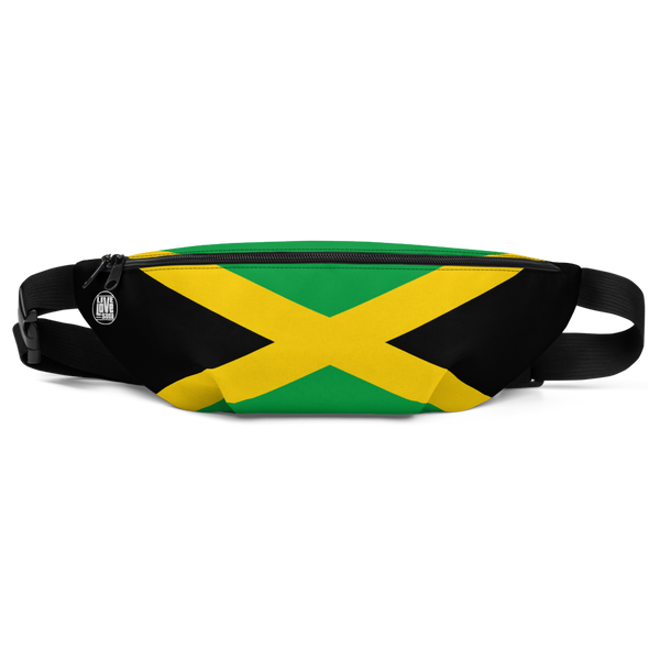 Jamaica Waist Bag - Live Love Soca Clothing & Accessories