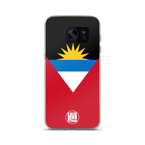 Antigua Samsung Phone Case - Live Love Soca Clothing & Accessories