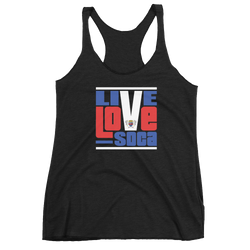 Saint Barthelemy Islands Edition Womens Tank Top - Live Love Soca Clothing & Accessories