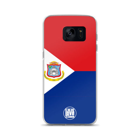 St. Maarten Samsung  Phone Cases - Live Love Soca Clothing & Accessories