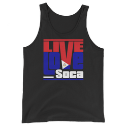Saint Maarten Islands Edition Mens Tank Top - Live Love Soca Clothing & Accessories