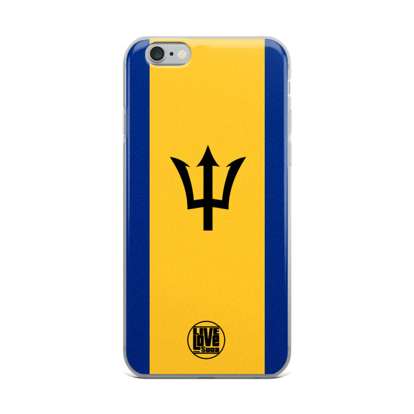 Barbados iPhone Phone Cases - Live Love Soca Clothing & Accessories