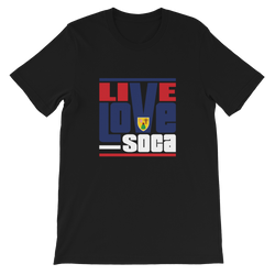 Turks & Caicos Islands Edition Mens T-Shirt - Live Love Soca Clothing & Accessories