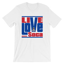 Cayman Islands - Islands Edition Mens T-Shirt - Live Love Soca Clothing & Accessories
