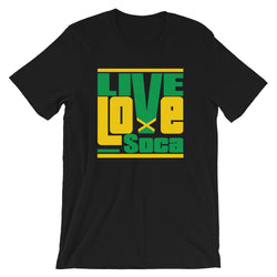 Jamaica Islands Edition Mens T-Shirt - Live Love Soca Clothing & Accessories