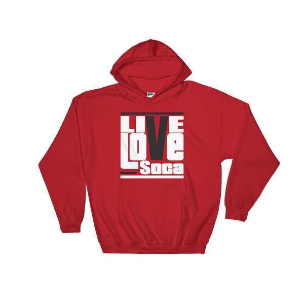 Red Originals LLS Mens Hoody - Live Love Soca Clothing & Accessories