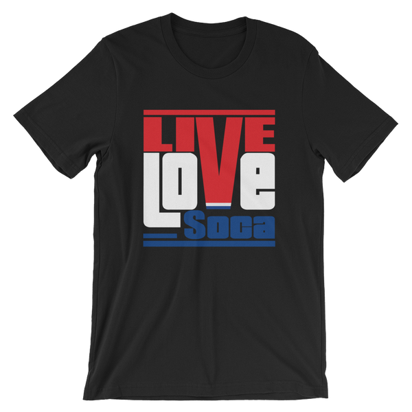 Netherlands Euro Edition Mens T-Shirt - Live Love Soca Clothing & Accessories