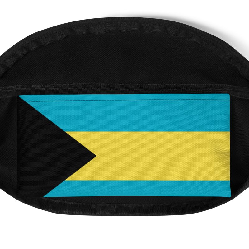 Bahamas Waist Bag - Live Love Soca Clothing & Accessories
