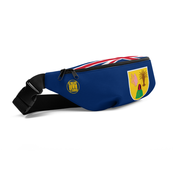 Turks & Caicos Waist Bag - Live Love Soca Clothing & Accessories