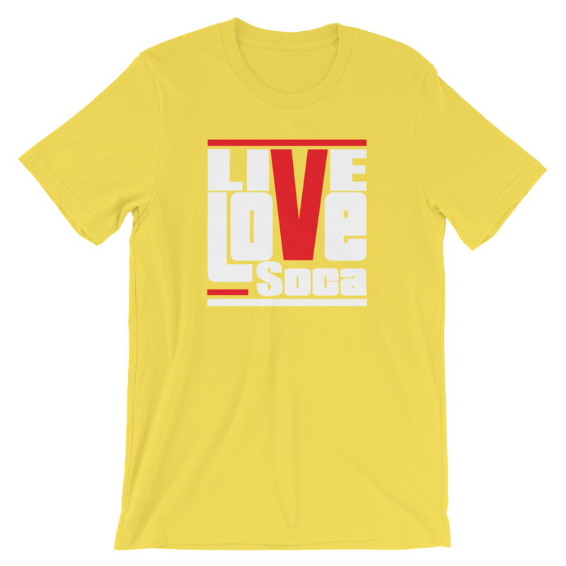 Originals Short-Sleeve Mens T-Shirt - Live Love Soca Clothing & Accessories