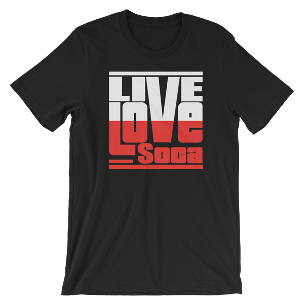 Poland Euro Edition Mens T-Shirt - Live Love Soca Clothing & Accessories