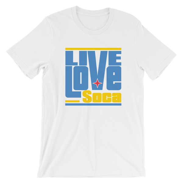 Aruba Islands Edition Mens T-Shirt - Live Love Soca Clothing & Accessories