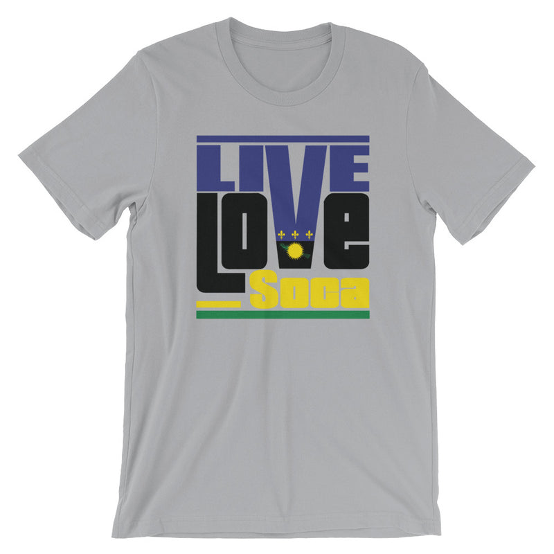 Guadeloupe Islands Edition Mens T-Shirt - Live Love Soca Clothing & Accessories