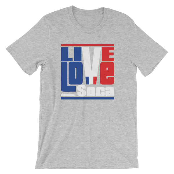 France Euro Edition Mens T-Shirt - Live Love Soca Clothing & Accessories