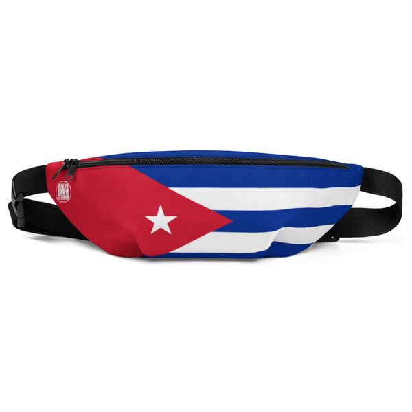 Cuba Waist Bag - Live Love Soca Clothing & Accessories