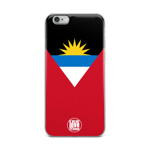 Antigua iPhone Phone Cases - Live Love Soca Clothing & Accessories