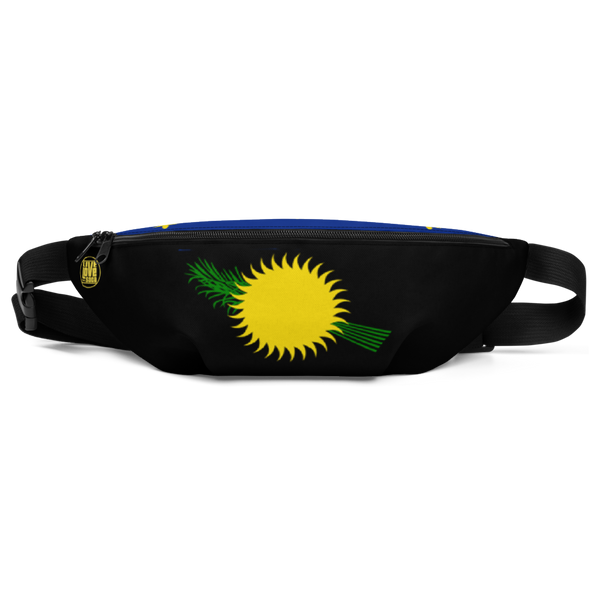 Guadeloupe Waist Bag - Live Love Soca Clothing & Accessories
