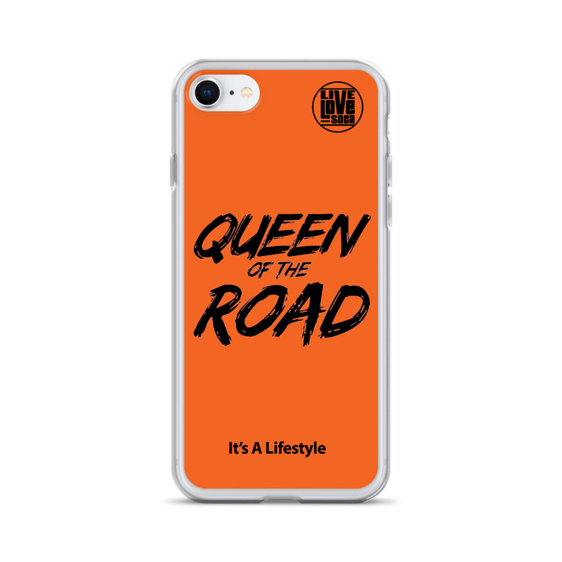 Queen Of The Road iPhone Case - Live Love Soca Clothing & Accessories