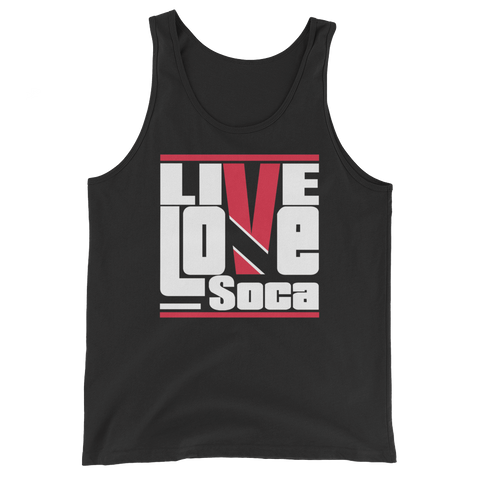 Trinidad Islands Edition Mens Tank Top - Live Love Soca Clothing & Accessories