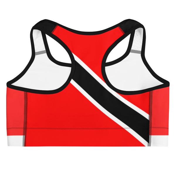 Island Active Trinidad & Tobago Sports Bra