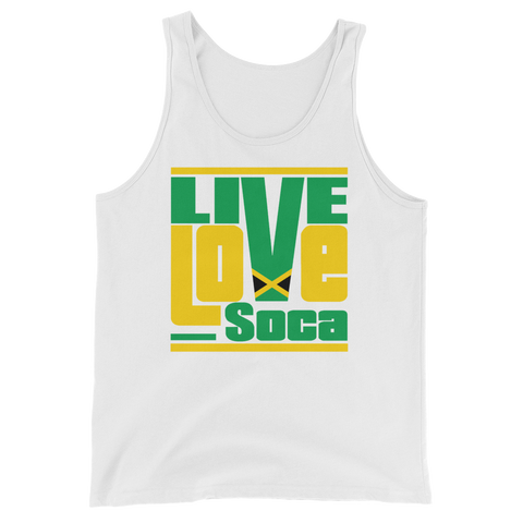 Jamaica Islands Edition Womens Tank Top - Live Love Soca Clothing & Accessories