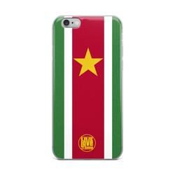 Suriname iPhone Phone Cases - Live Love Soca Clothing & Accessories