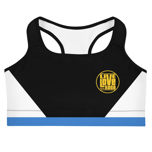 Island Active Virgin Island Sports Bra - Live Love Soca Clothing & Accessories