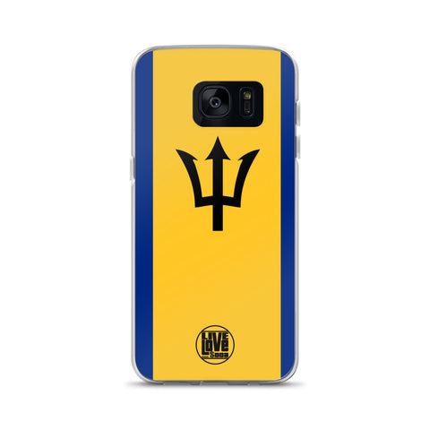 Barbados Samsung Phone Cases - Live Love Soca Clothing & Accessories
