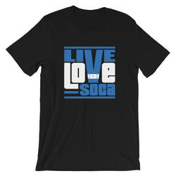 Honduras Islands Edition Mens T-Shirt - Live Love Soca Clothing & Accessories