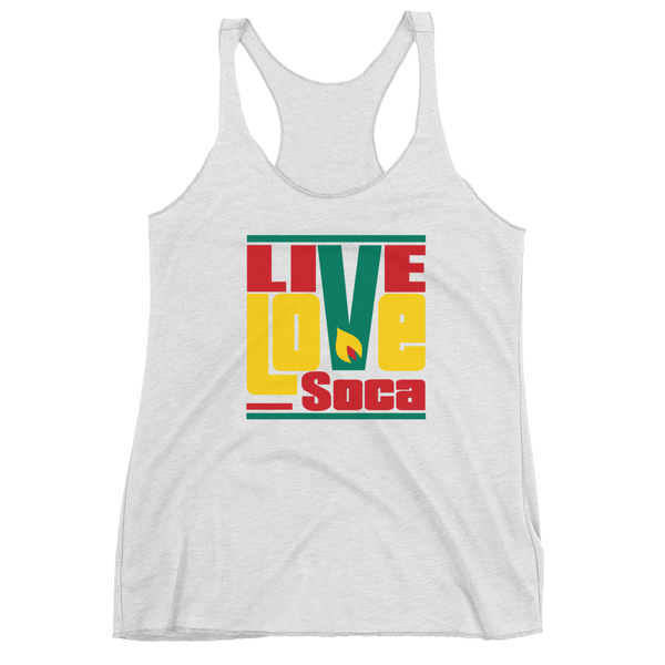 Grenada Islands Edition  Womens Tank Top - Live Love Soca Clothing & Accessories