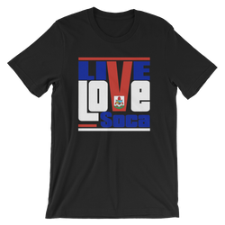 Bermuda Islands Edition Mens T-Shirt - Live Love Soca Clothing & Accessories