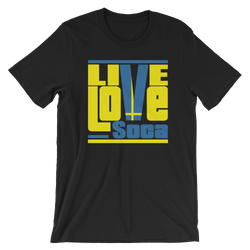 Sweden Euro Edition Mens T-Shirt - Live Love Soca Clothing & Accessories