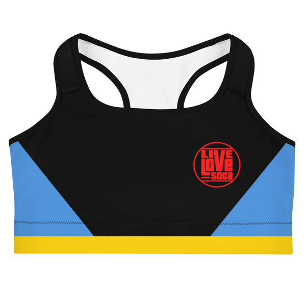 Island Active Aruba Sports Bra - Live Love Soca Clothing & Accessories