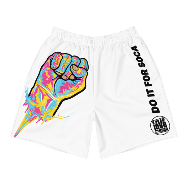Endless Summer 20 DIFS - UNITY Mens White Shorts