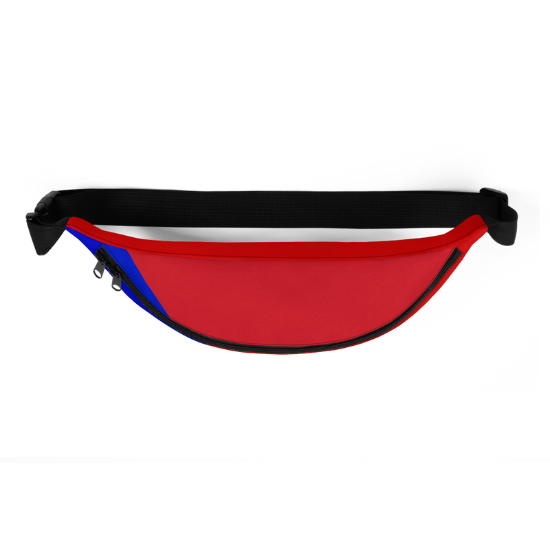 Puerto Rico Waist Bag - Live Love Soca Clothing & Accessories