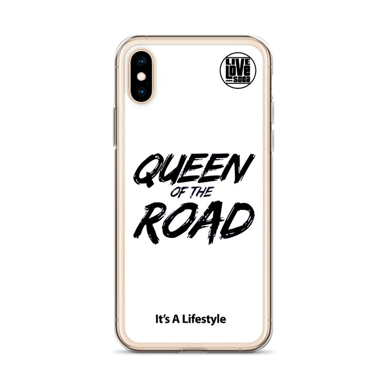Queen Of The Road iPhone Case iPhone Case - Live Love Soca Clothing & Accessories