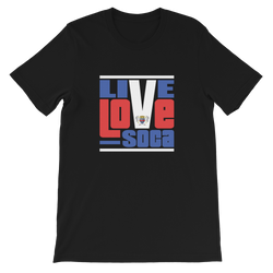 Saint Barthelemy Islands Edition Mens T-Shirt - Live Love Soca Clothing & Accessories