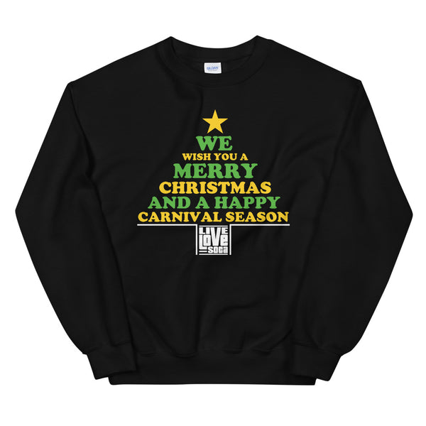 Soca Christmas Tree Sweater