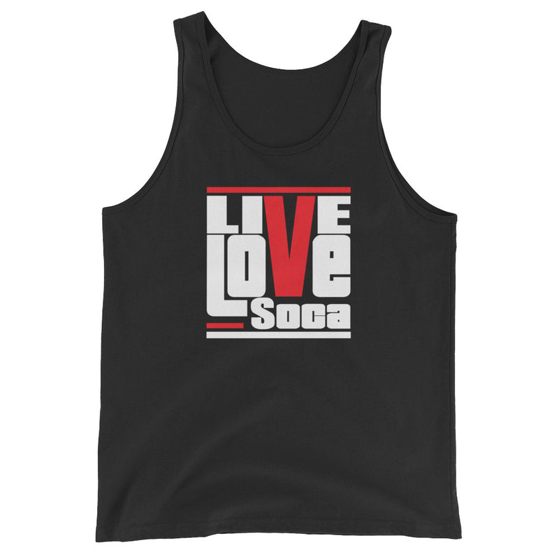 Mens Tank Top - Live Love Soca Clothing & Accessories
