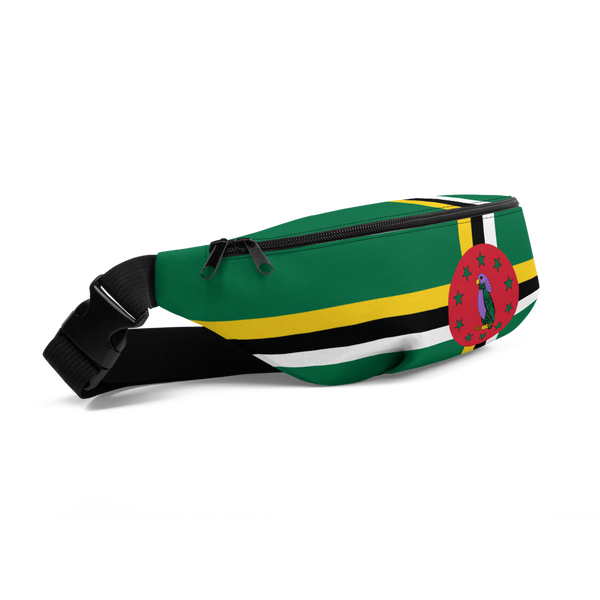 Dominica Waist Bag - Live Love Soca Clothing & Accessories