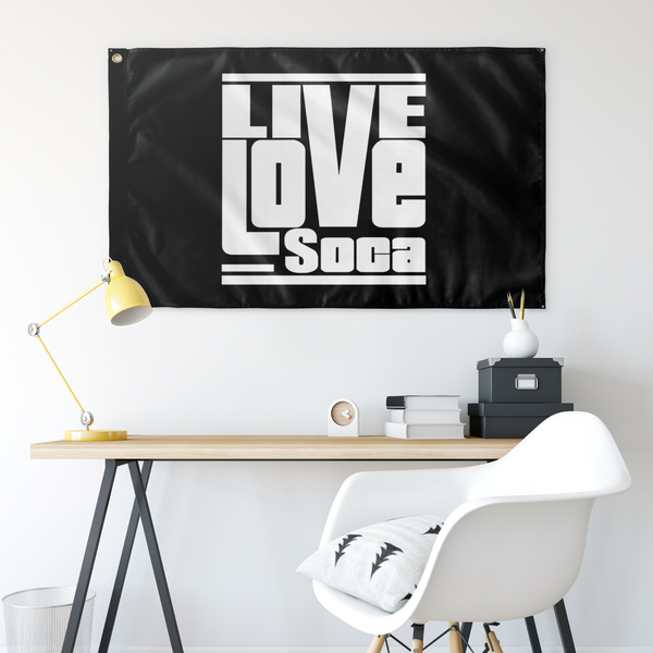 BLACK FLAG - Live Love Soca Clothing & Accessories