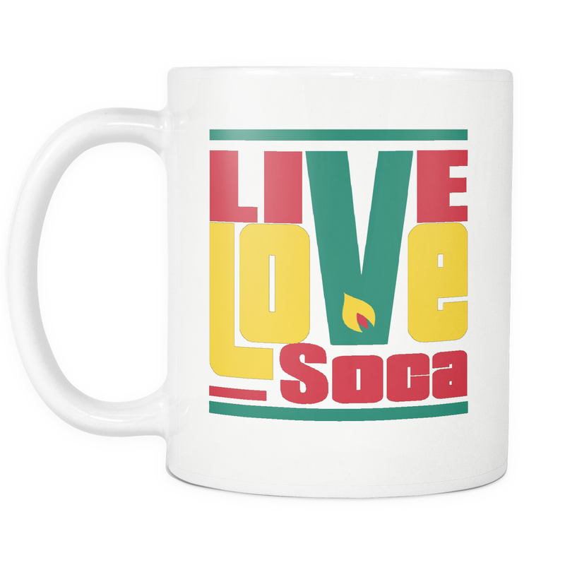GRENADA MUG - Live Love Soca Clothing & Accessories